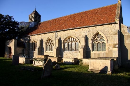 St Michael's Church Cotham, Nottinghamshire