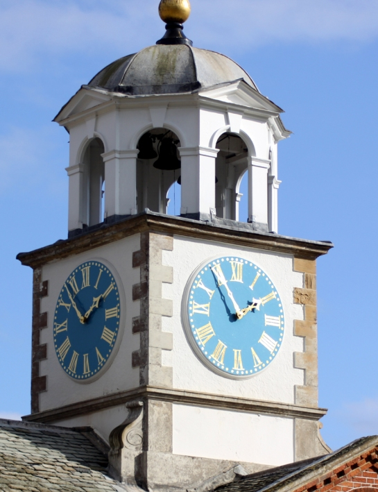 Time stands still at Clumber Park.
