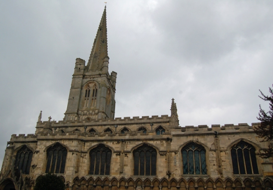 All Saints Church, Stamford.