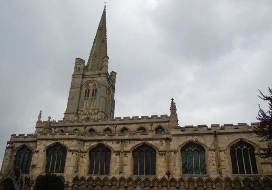 All Saints Church, Stamford.