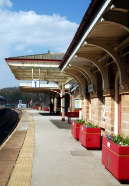 Matlock Station.